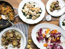 easy veggie thanksgiving sides goop