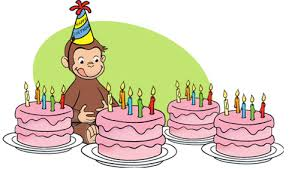 curious george party curious george birthday party kids birthday pbs