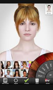 what would i look like with different hair celebrity hairstyle salon android apps on google play