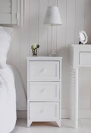 White Bedside Table Maine White 3 Drawer Bedside Table Tools Pinterest Drawers