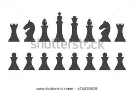 Futuristic Chess Set Chess Piece Stock Images Royalty Free Images U0026 Vectors Shutterstock
