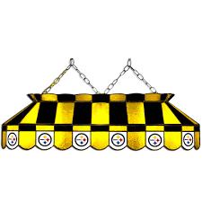 8 u0027 nfl pittsburgh steelers team logo pool table gametablesonline com