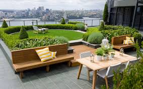Roof Gardens Ideas Awesome Rooftop Gardening Ideas Cool Ideas 6676