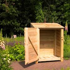 wood store compact sheds log stores with doors tool storage