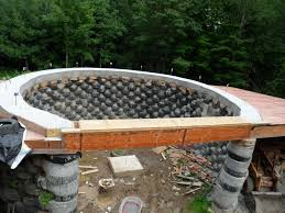 Earth Homes by Solar Earthship Tire House Passive Solar Case Study Energysage