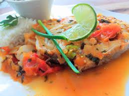 cuisine antillaise je cuisine créole court bouillon de poisson antillais cuisine