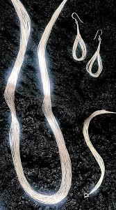 silver necklace bracelet set images Liquid silver necklace bracelet earring set jewelry sets jpg