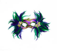 marti gras masks 15 x 10 mardi gras feather mask the mardi gras collections