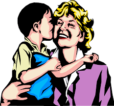 kissing family thanksgiving happy family clipart free download clip art free clip art on