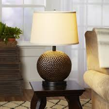 Hammered Metal Table Lamp Table Extraordinary Table Lamp Inspire Q Cooper Antique Bronze
