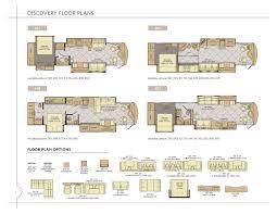 2014 fleetwood discovery brochure rv literature