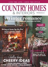 country homes and interiors country homes interiors february 2018 free pdf magazine