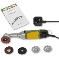 proxxon lhw long neck angle grinder c w arbortech mini blades