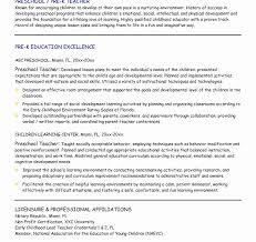 teaching resume templates free resume exles elementary templates