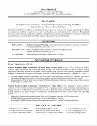 Resume Rn Best Rn Resume Sample Resume123