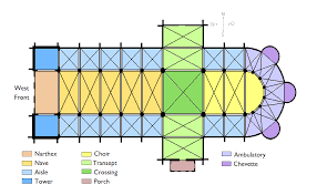 gothic cathedral floor plan file cathedral schematic plan png wikimedia commons