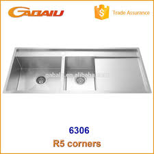 high quality stainless steel kitchen sinks high end stainless steel sinks befon for