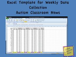How To Use A Excel Spreadsheet Freebie Excel Template For Weekly Data Analysis With Video