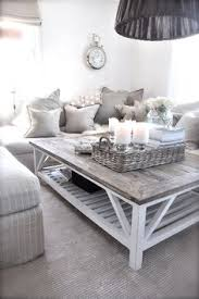 light grey coffee table gorg although i do believe that is way to many pillows for my