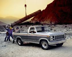 ford f series truck history 1980 1986