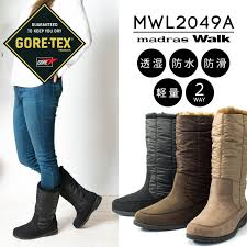womens boots tex three nine rakuten global market madras walk tex