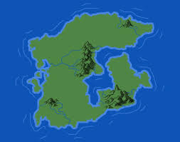 Biome Map Coloring How To Make A Fantasy Map In Photoshop 36 Steps