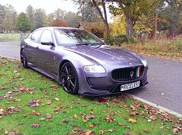 used maserati quattroporte used 2006 maserati quattroporte for sale in middlesex pistonheads