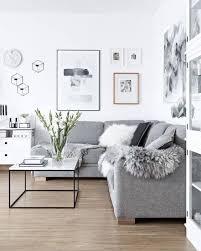 gray and white living room living room scandinavian living rooms grey white furniture room
