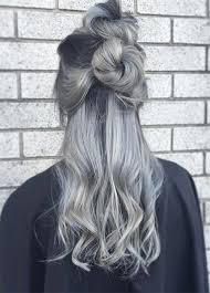 asian salt and pepper hairstyle images 85 silver hair color ideas and tips for dyeing maintaining your