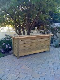 Outdoor Patio Bar Outdoor Bar Designs Plans Home Design