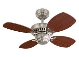 ceiling fans for small spaces by monte carlo fan company