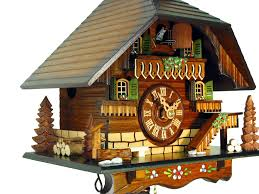 How To Wind A Cuckoo Clock Chalet 1 Day Black Forest Cuckoo Clock 21cm By August Schwer