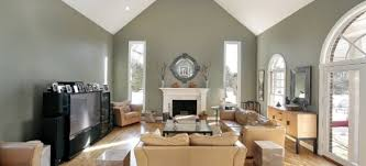 Cathedral Ceilings In Living Room Constructing A Vaulted Ceiling Doityourself