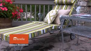 How To Make Pallet Furniture Cushions by How To Make Lounge Chair Cushions Youtube