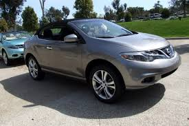 nissan montero convertible nissan to end the awfulness murano crosscabrio to be discontinued