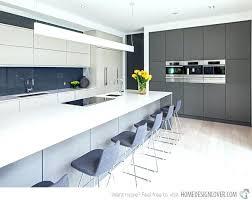 white and grey kitchen ideas grey and white kitchen design sceper me