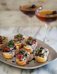 food pairing trends for wedding cocktails entertaining