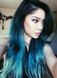 how to achieve dark roots hair style 30 hot dyed hair ideas blue ombre hair coloring and illusions