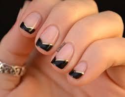 55 gorgeous metallic nail art designs metallic gold minimalist