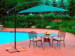 Patio Sets With Umbrella Best Patio Table Umbrella Ideas