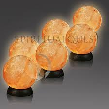 Salt Lamp Lamp Sphere