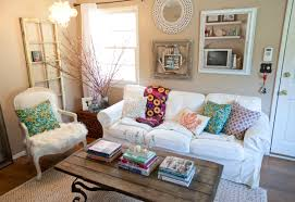 Modern Chic Home Decor Chic Living Room 20109