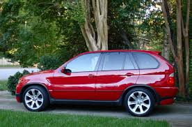 custom bmw x5 imola red 4 8is project xoutpost com