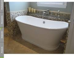 free standing bathtub faucet fiberglass freestanding tub with wall mount faucet home design