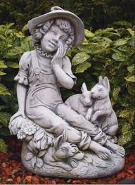 175 best garden statues ornaments images on