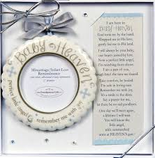 infant loss ornament baby heaven memorial ornament i want this for my sweet baby angel
