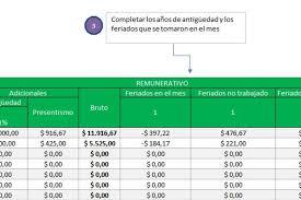 calculadora de finiquito en chile planilla de excel de liquidación de sueldos planillaexcel com