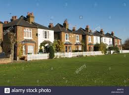 Row Homes by Row Of Terraced Homes Stock Photos U0026 Row Of Terraced Homes Stock