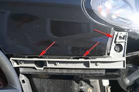 2011 hyundai sonata front bumper broken front bumper clip solution cheap ls1gto com forums