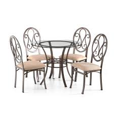 Dining Tables 4 Chairs Harper Blvd Lucianna Dining Table Set With 4 Chairs Free